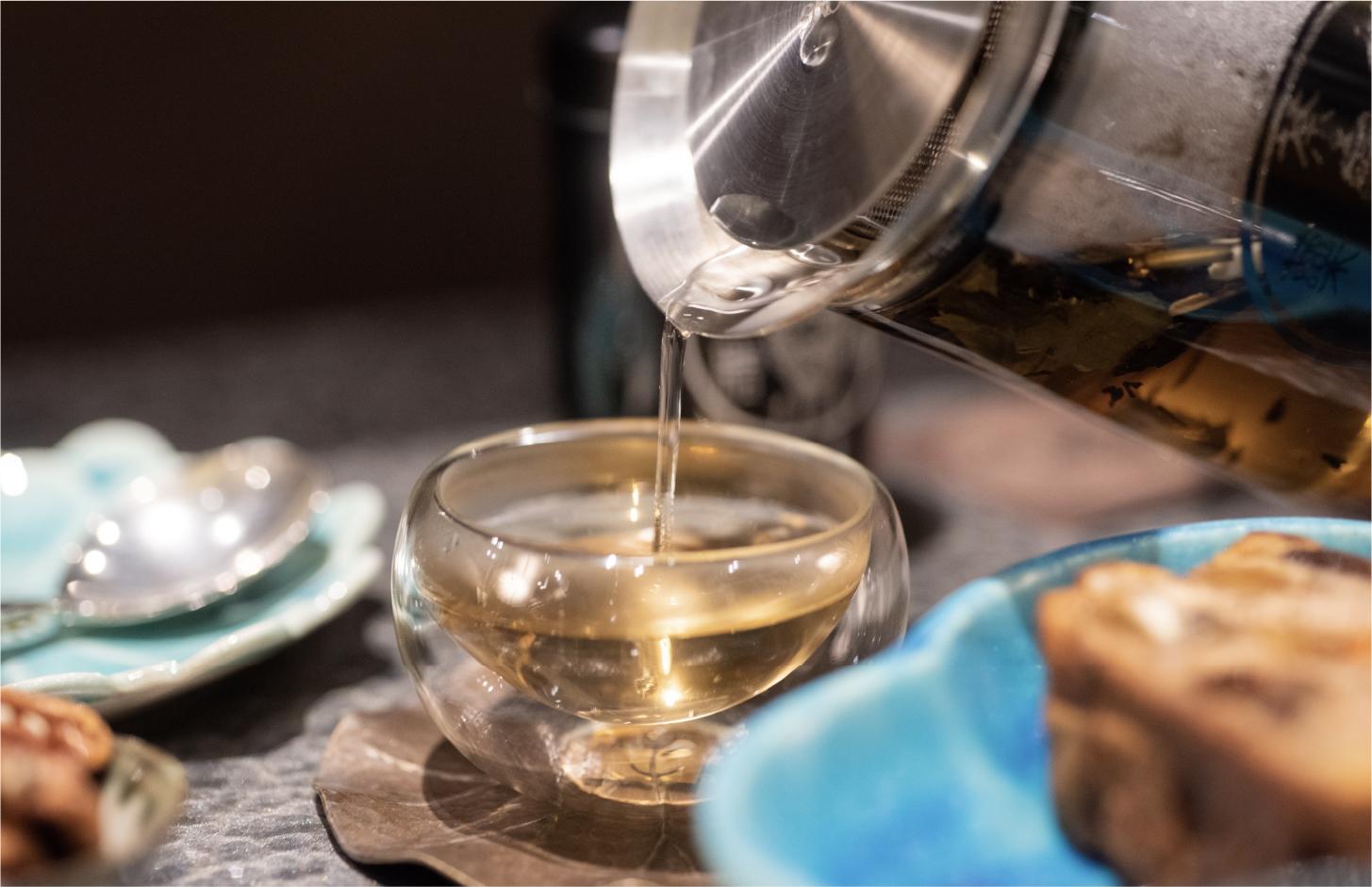 古傳薬膳茶について