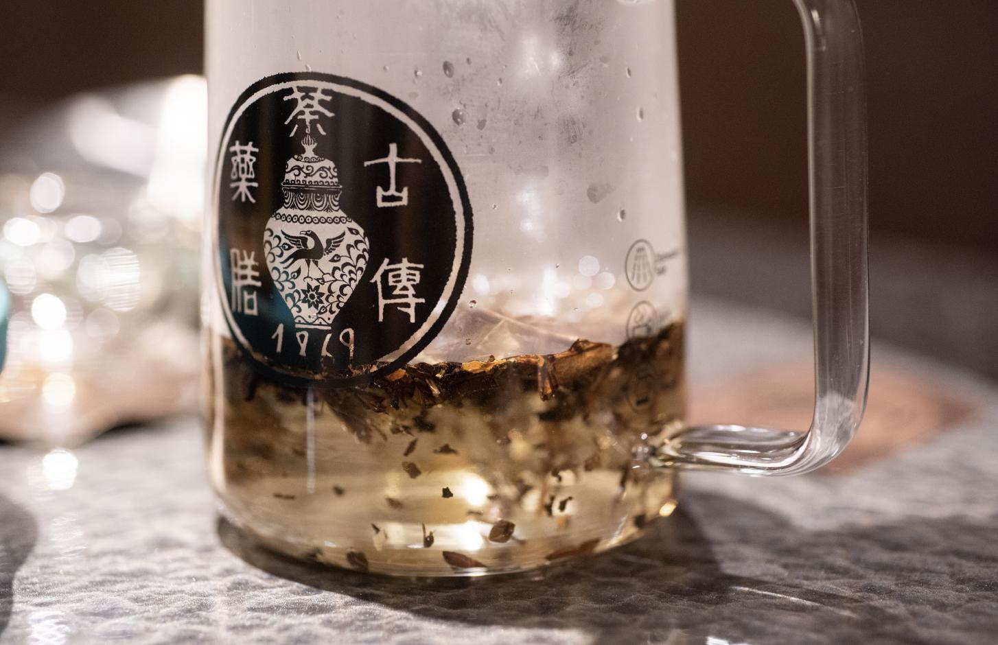 苦いより「美味しい」方がいい、ゆるやかに体質改善ができる健康茶、効能別に毎日飲めるお茶。